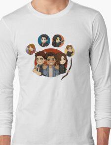 mccall pack s3 Long Sleeve T-Shirt