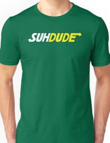 Suh Dude - Subway Logo Unisex T-Shirt