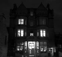 Stromness Hotel by Ian Maclellan