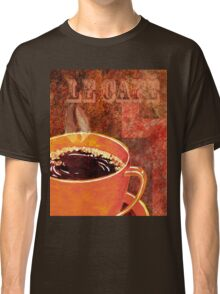 Le Cafe Decor Classic T-Shirt