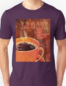 Le Cafe Decor Unisex T-Shirt