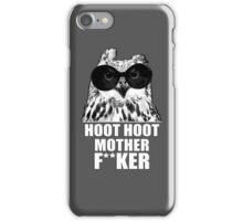 Hoot Hoot iPhone Case/Skin