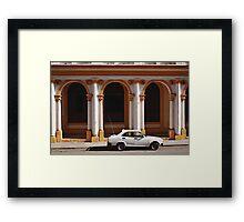 Ballet Nacional de Cuba (Havana) Framed Print