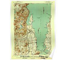 New York NY Willsboro 140313 1941 62500 Poster