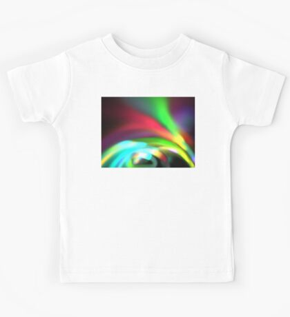 Glowing Arches Kids Tee