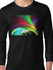 Glowing Arches Long Sleeve T-Shirt