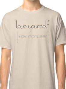 Justin Bieber - Love Yourself Classic T-Shirt