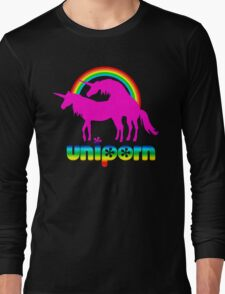 uniporn 2 Long Sleeve T-Shirt