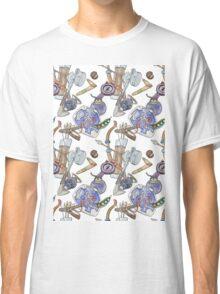 Zelda Patterns Classic T-Shirt