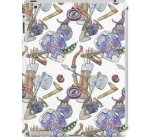 Zelda Patterns iPad Case/Skin