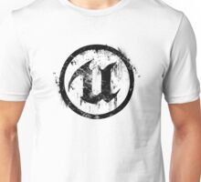Unreal - Black Unisex T-Shirt