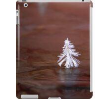 Crystal Tree nature ice by Carol Sue iPad Case/Skin