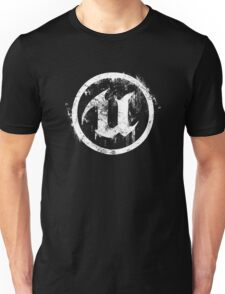 Unreal - White Unisex T-Shirt