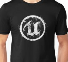 Unreal - White Unisex T-Shirt
