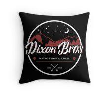 Dixon Bros Supplies Throw Pillow