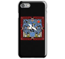 Qing Dynasty Official Uniform iPhone Case/Skin