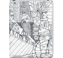 """The Lift, """"A Gate to Where"""" iPad Case/Skin"""