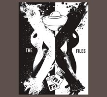 The X Files One Piece - Short Sleeve