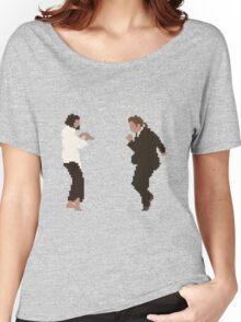Pixel Fiction Women's Relaxed Fit T-Shirt