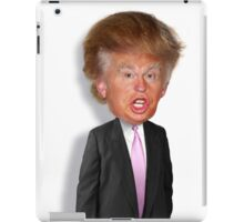 Hilarious Donald Trump! iPad Case/Skin