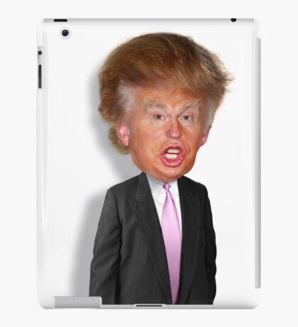 Hilarious Donald Trump! iPad Case/Skin