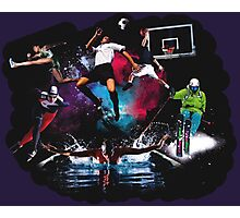 Every sport in a cloud Photographic Print