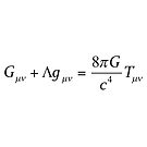 Einstein field equation by kislev