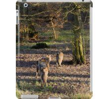 Canis Lupus Lupus iPad Case/Skin