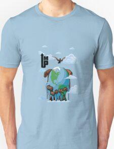 Im Up Unisex T-Shirt