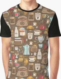 Coffee! Graphic T-Shirt
