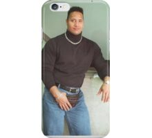 90's Dwayne Johnson iPhone Case/Skin