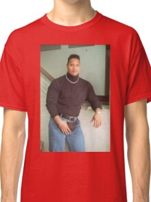 90's Dwayne Johnson Classic T-Shirt