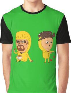 Breaking bad cartoon Graphic T-Shirt