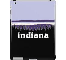 Purple Indiana iPad Case/Skin