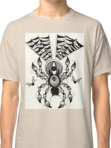 Black Spider Classic T-Shirt