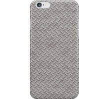 Diamond-Plate - Tough as steel... oh it is steel. iPhone Case/Skin