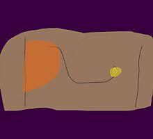 Bread Dark Purple by masabo