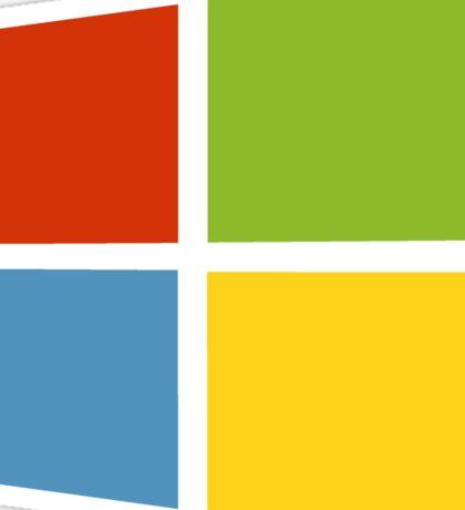 Windows 10 + 7 = Windows 17 Sticker