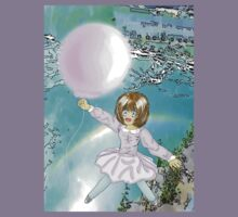 Kawaii Sweet Meg and The Balloon Kids Tee
