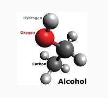 Alcohol Molecule - Drink up! Unisex T-Shirt