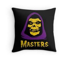 Masters - Misfits Throw Pillow