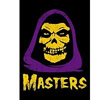 Masters - Misfits Photographic Print
