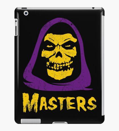 Masters - Misfits iPad Case/Skin