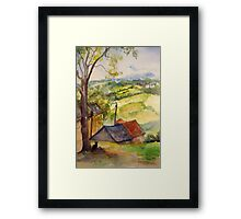 A view of Mabonson Framed Print