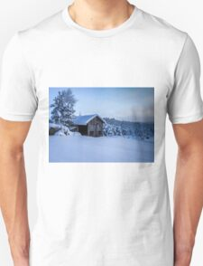 Winter hut T-Shirt