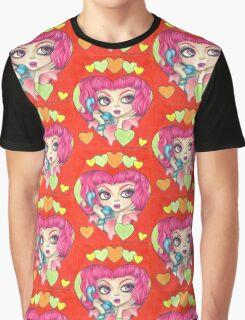 Valentine Graphic T-Shirt