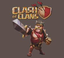 Barbarian King Clash of Clans Kids Clothes