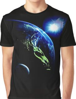 The UNIVERSE in U Graphic T-Shirt
