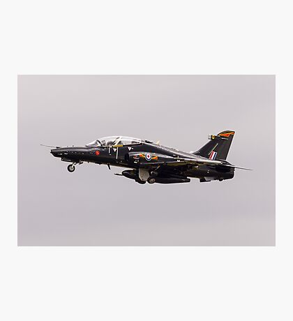 RAF Hawk Photographic Print