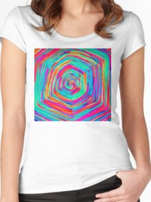 Wool In Motion Women's Fitted Scoop T-Shirt